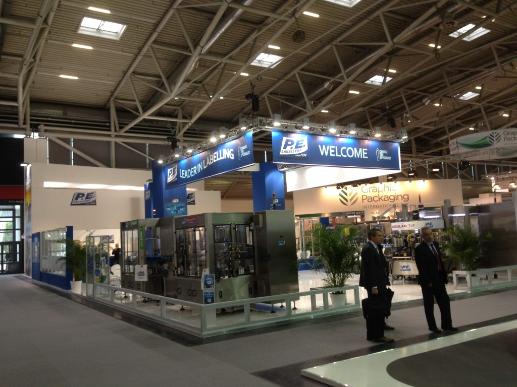 Stand P.E. Labellers Drinktec2013