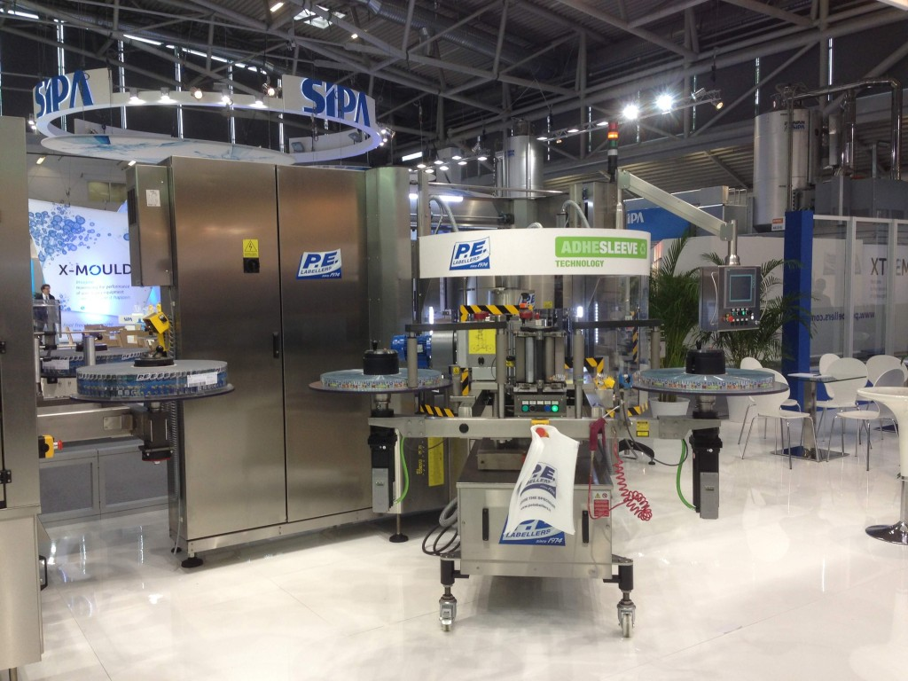 Stand P.E. Labellers Drinktec2013-4