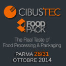 Cibus Tec – Food Pack 2014, edizione da record!