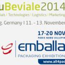 P.E. LABELLERS parte per l'Europa, fiere Brau Beviale e Emballage
